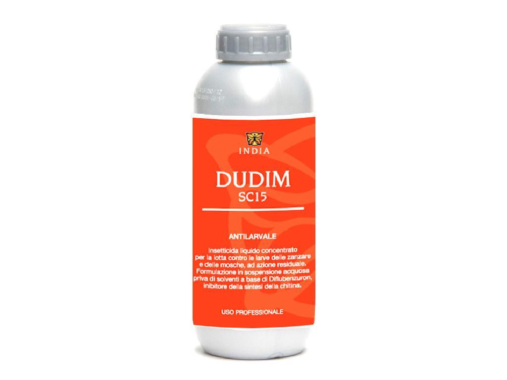 DUDIM SC15 Insetticida liquido concentrato per la lotta contro le larve