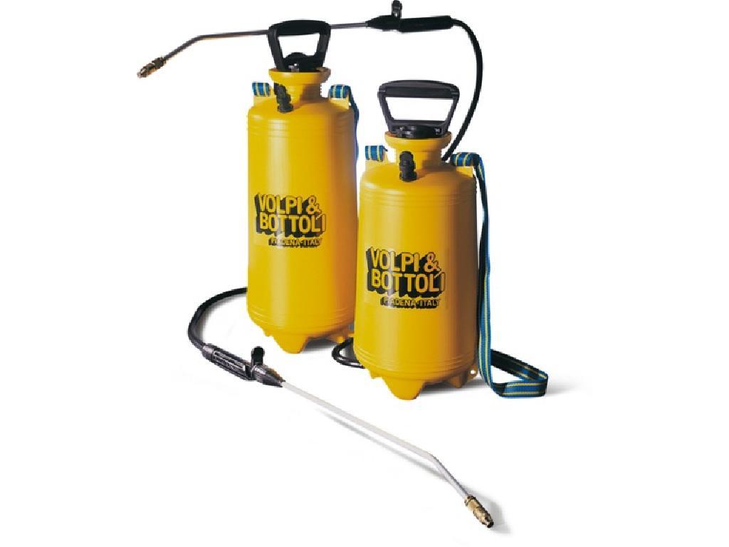 Pompa a pressione con serbatoio da 6 Litri e Lancia 27-190